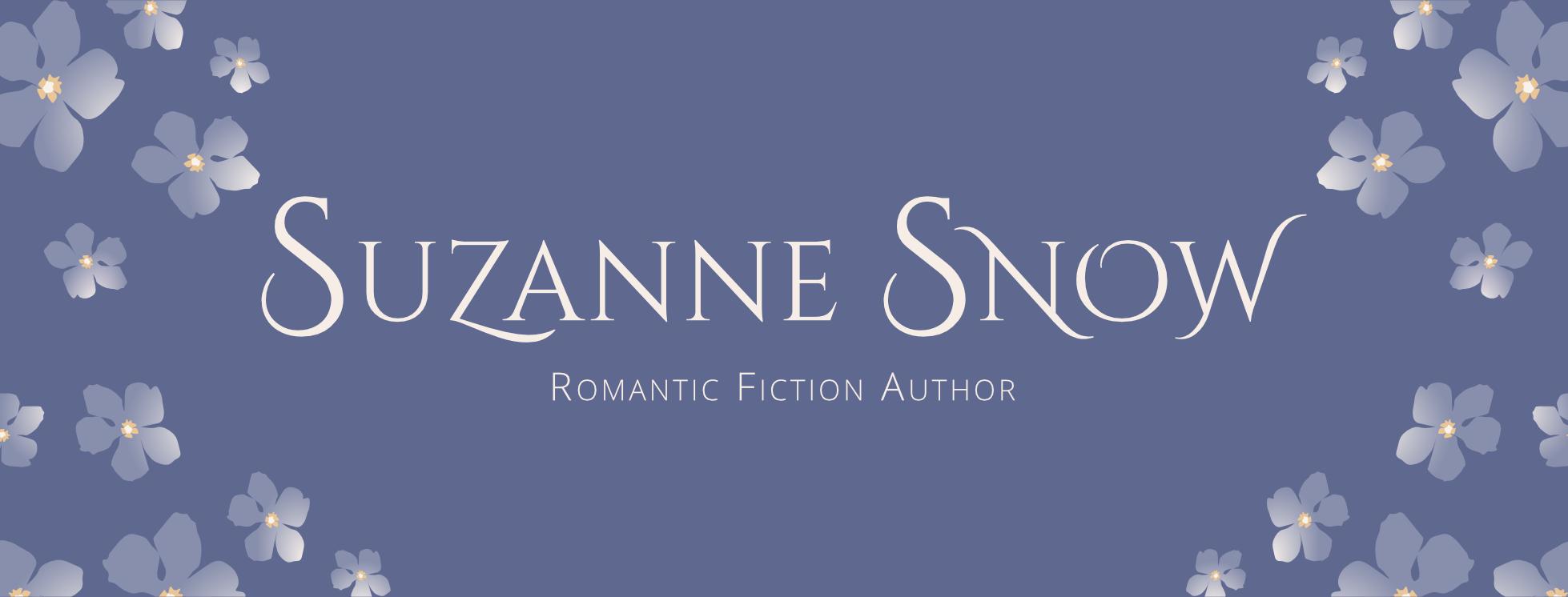 suzanne snow, romantic fiction author