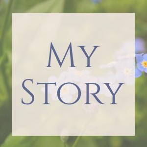 my story, books, inspiration
