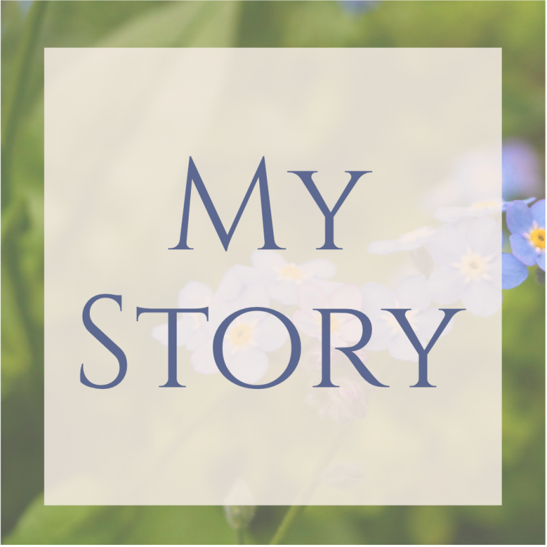 my story, books, inspiration