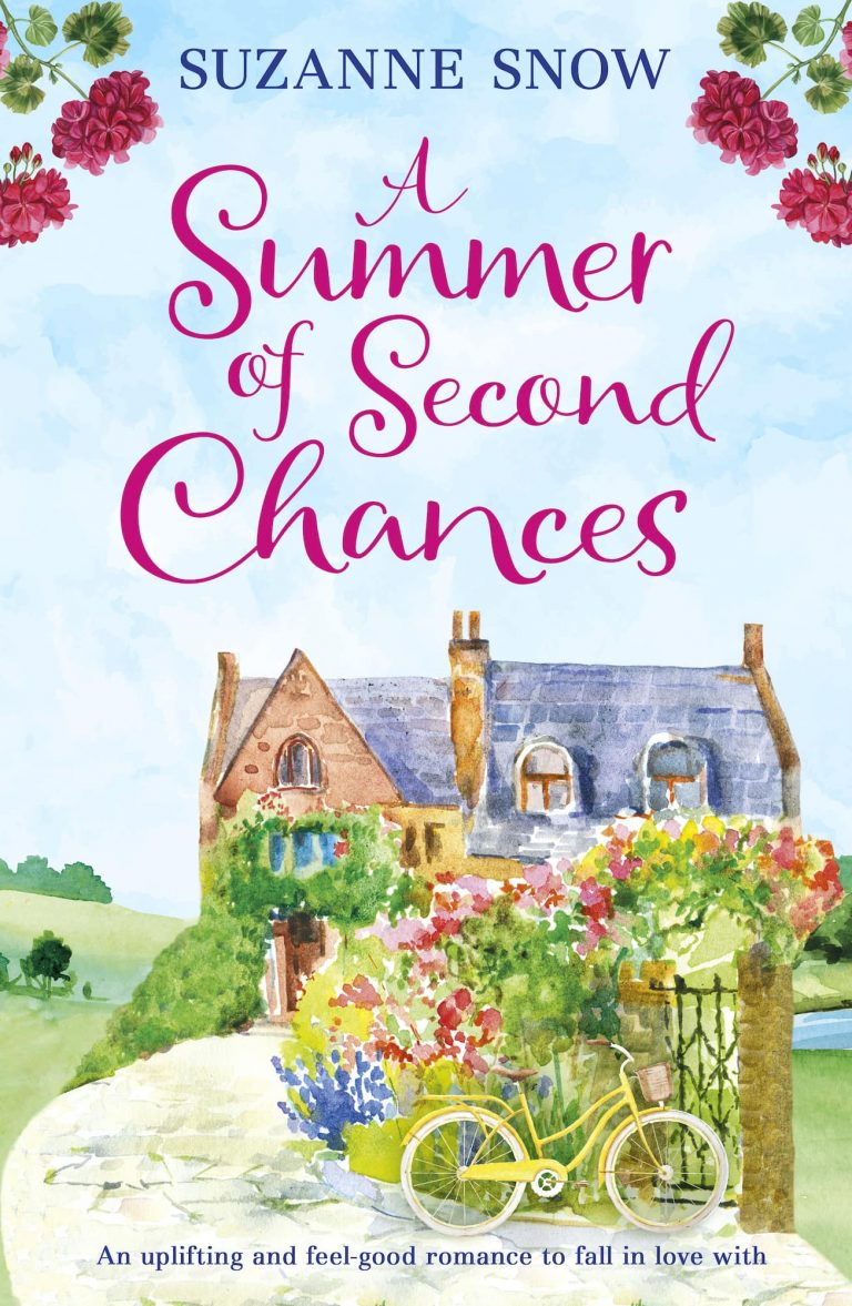 romantic books, romantic fiction, A Summer of Second Chances, suzanne snow